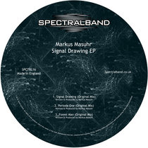 Signal Drawing EP cover art