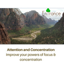 Attention and Concentration – Improve your powers of focus & concentration cover art