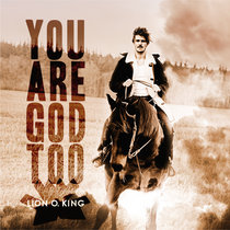 You Are God Too cover art