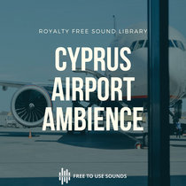 Airports Sounds International Airport Larnaca, Cyprus cover art