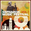 Sephardic Music Festival vol. 1 Cover Art
