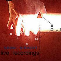 Live Recordings / Piano Solo cover art