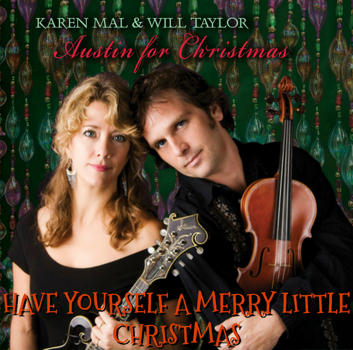 Have Yourself a Merry Little Christmas | Will Taylor & Strings Attached