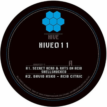 HIVE 011 (VINYL ONLY!) (Stay Up Forever) (Acid Techno) main photo