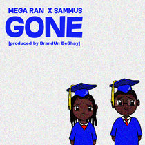 Gone (feat. Sammus) cover art