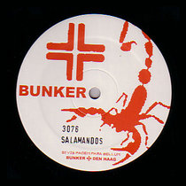 (Bunker 3076) Salamandos – The World To Come cover art