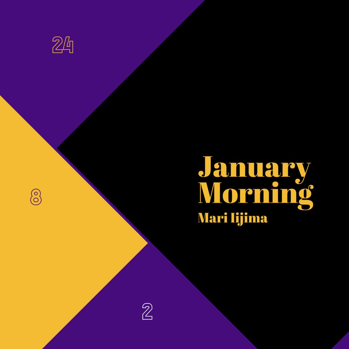 January Morning by Mari Iijima