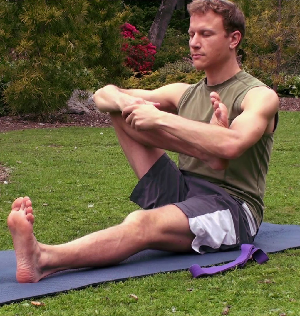 Gentle, Restorative and Yin Yoga Classes with David