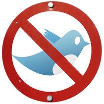Hash-tag Shut Twitter Down cover art