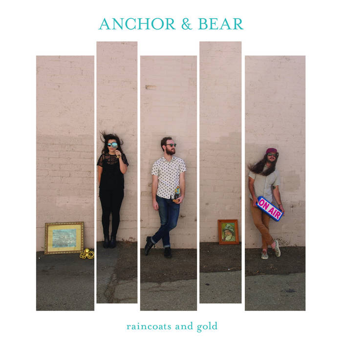 Anchor and Bear
