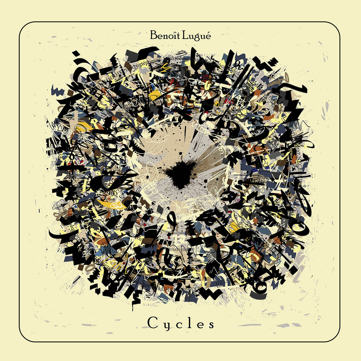 Cycles | Benoît Lugué