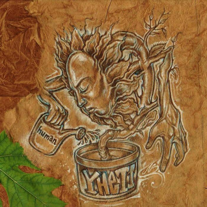 YHETI - HUMAN cover art