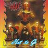 Hot To Go (digital album) Cover Art