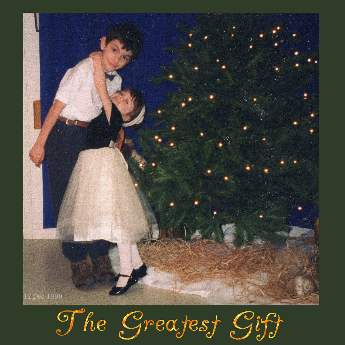 The Greatest Gift by Just Micci