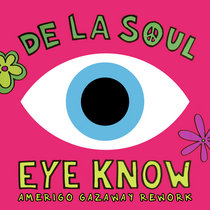 Live Sessions: Eye Know (Amerigo Gazaway Rework) cover art