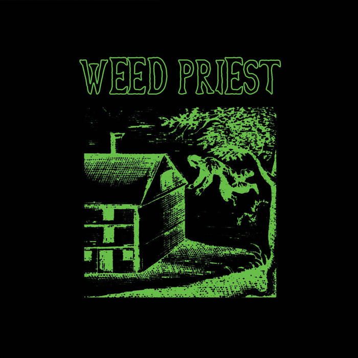 Weed Priest cover art