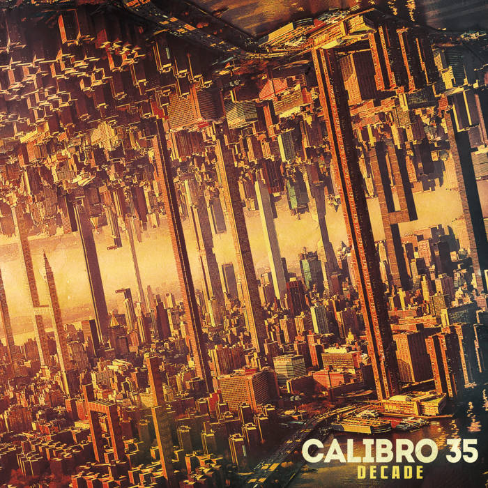 Image result for Calibro 35- Decade