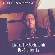 Live in Des Moines at The Social Club cover art
