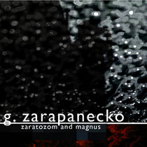 Zaratozom and Magnus cover art