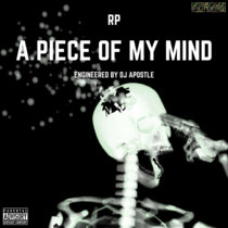 A Piece Of My Mind cover art