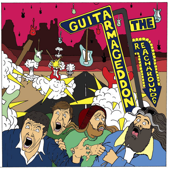 Guitarmageddon - The Reacharounds