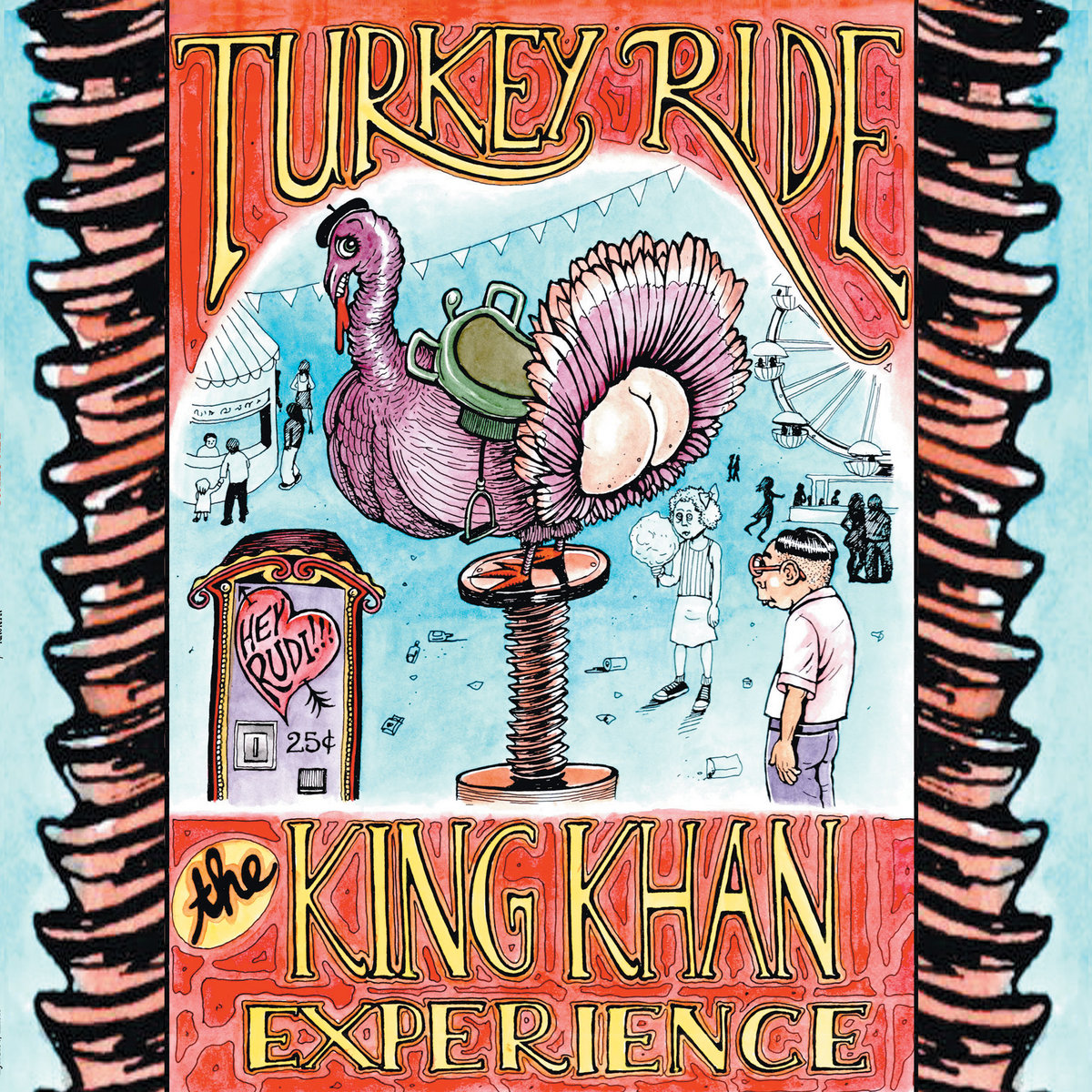 Turkey Ride | King Khan