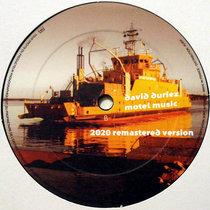 David Duriez - Motel Music [2020 Remastered Version] cover art