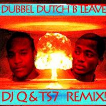 B Leave DJ Q & TS7 Remix cover art