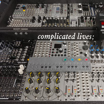 complicated lives; cover art