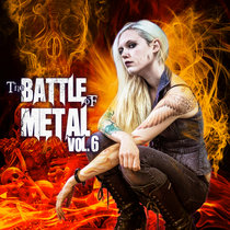 The Battle Of Metal Vol.6 cover art