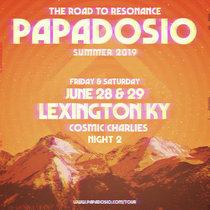 6.29.19   Cosmic Charlies   Lexington, KY cover art