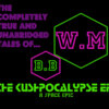 The Kushpocalypse EP (The Completely True And Unabridged Tales of Weedman and Bluntboy) Cover Art
