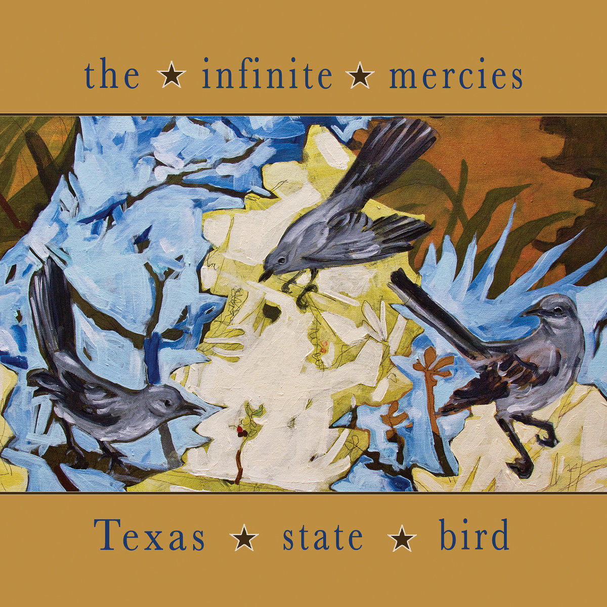 texas state bird by the infinite mercies