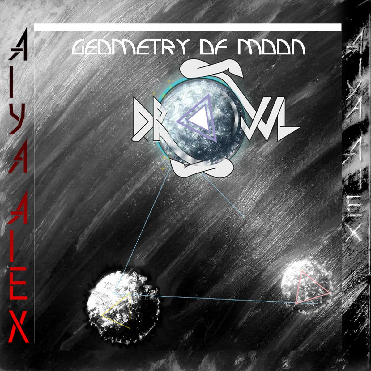 AlzAlya DrOwL – Geometry of Moon