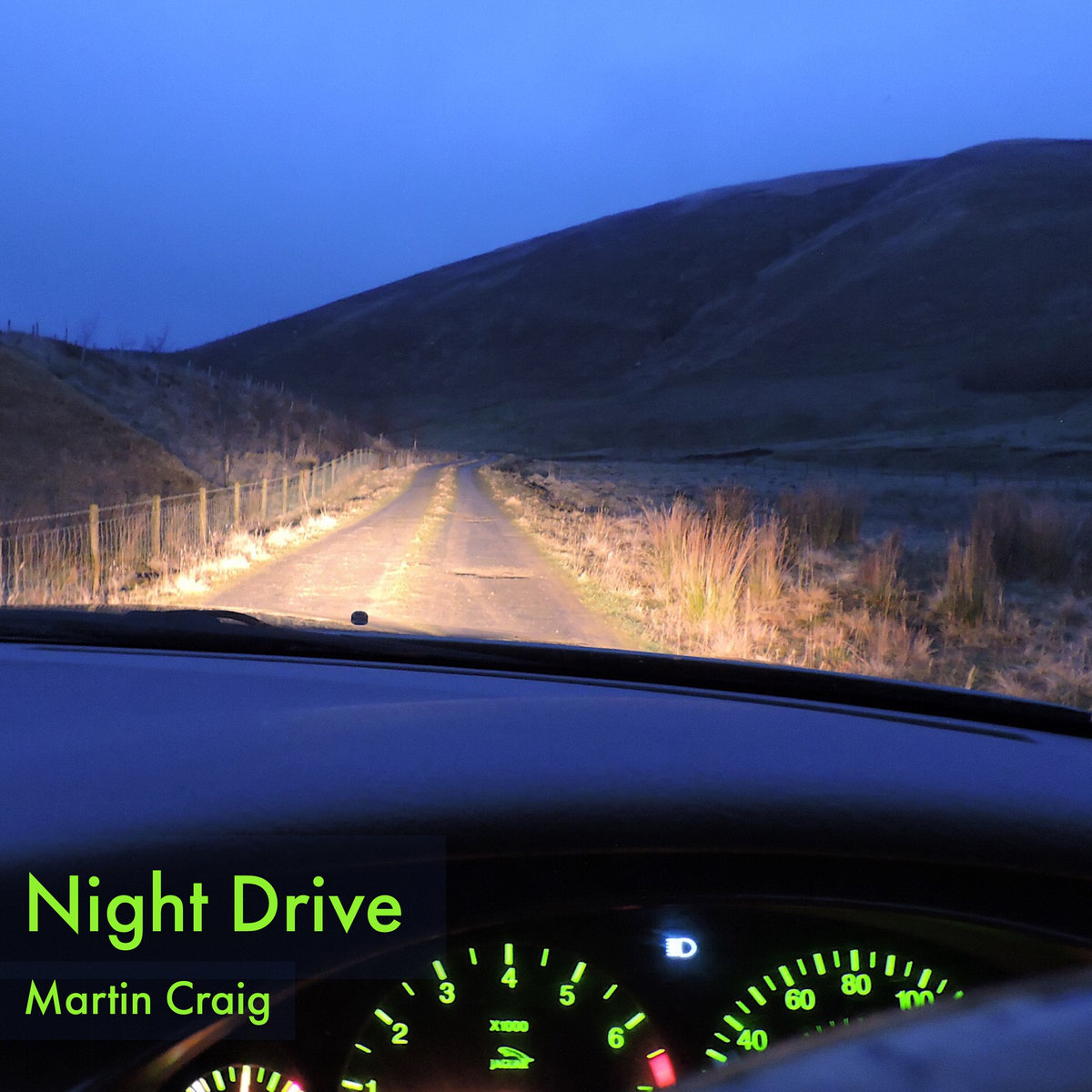 Night Drive (acoustic) by Martin Craig