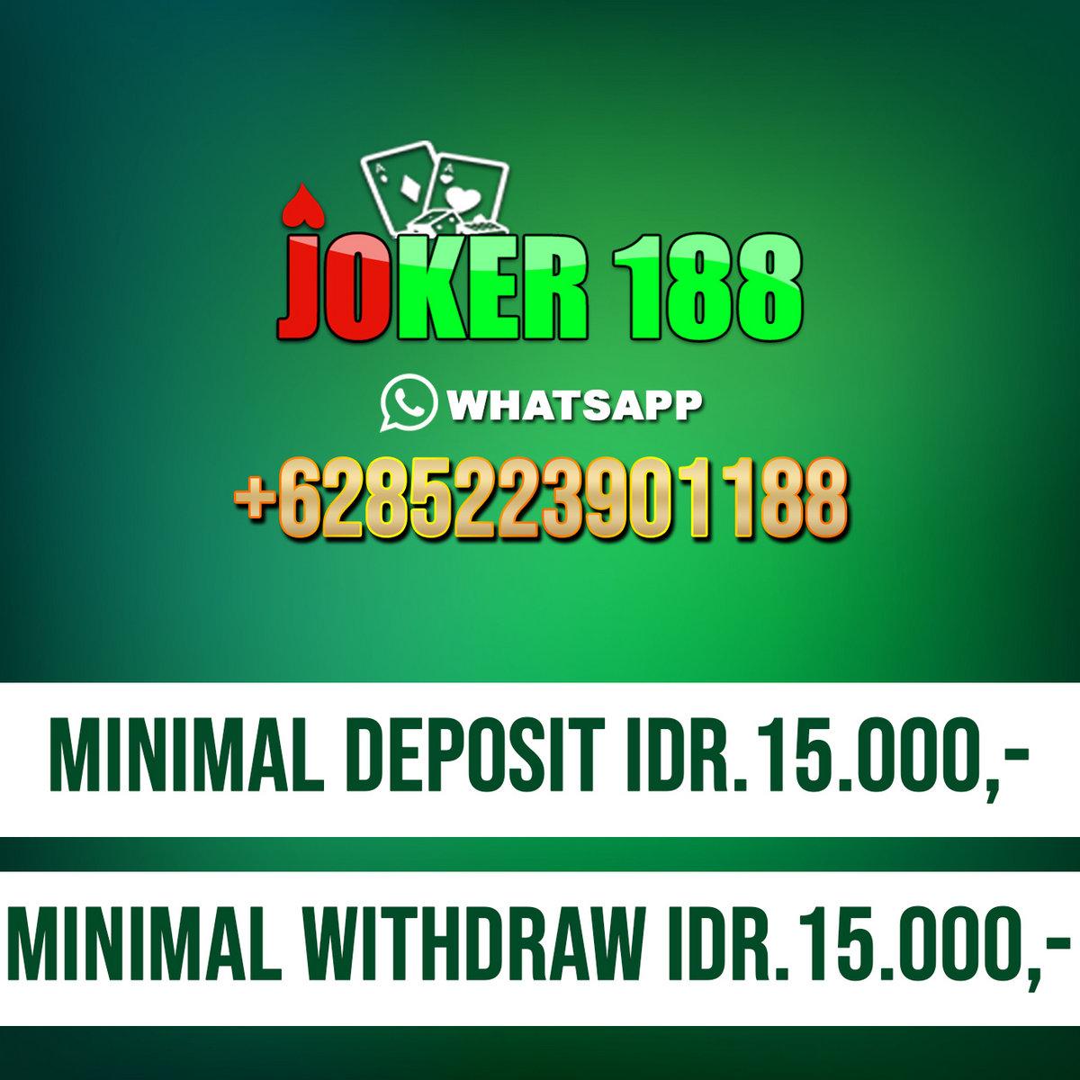 Joker188 Situs Judi Slot Online Joker388 Sky777 Live22 Slot Online Judi Mesin Slot Online Slot Jackpot Online Slot Online