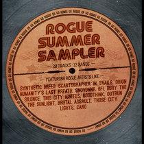 Rogue Summer Sampler cover art