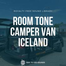 Room Tone Interior Camper Van Sound Library Iceland cover art
