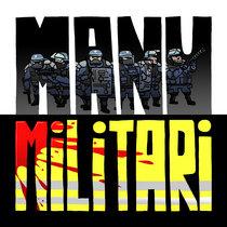 Manu Militari cover art