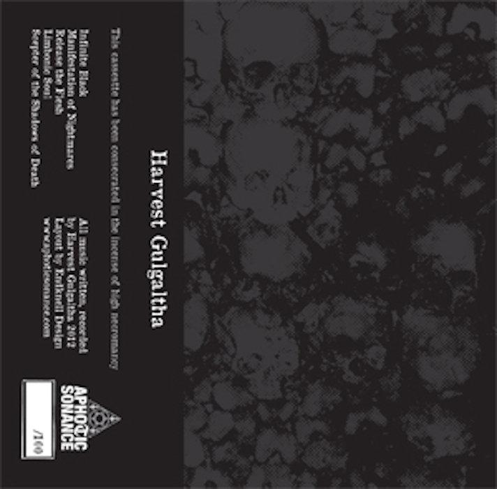 Harvest Gulgaltha - Demo | Aphotic Sonance