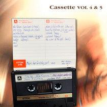Vol. 4 + 5 pre-Ashes 1987 Cassette cover art