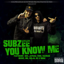 You Know Me cover art