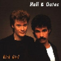 8-Bit Hall and Oates-Rich Girl cover art