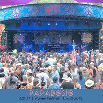 4.21.17   Wanee Festival   Live Oak, FL cover art