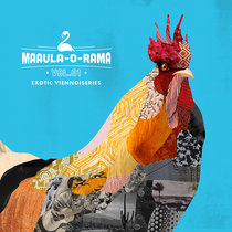 "MaAuLa-o-rama Vol.01 ""Exotic Viennoiseries"" cover art"