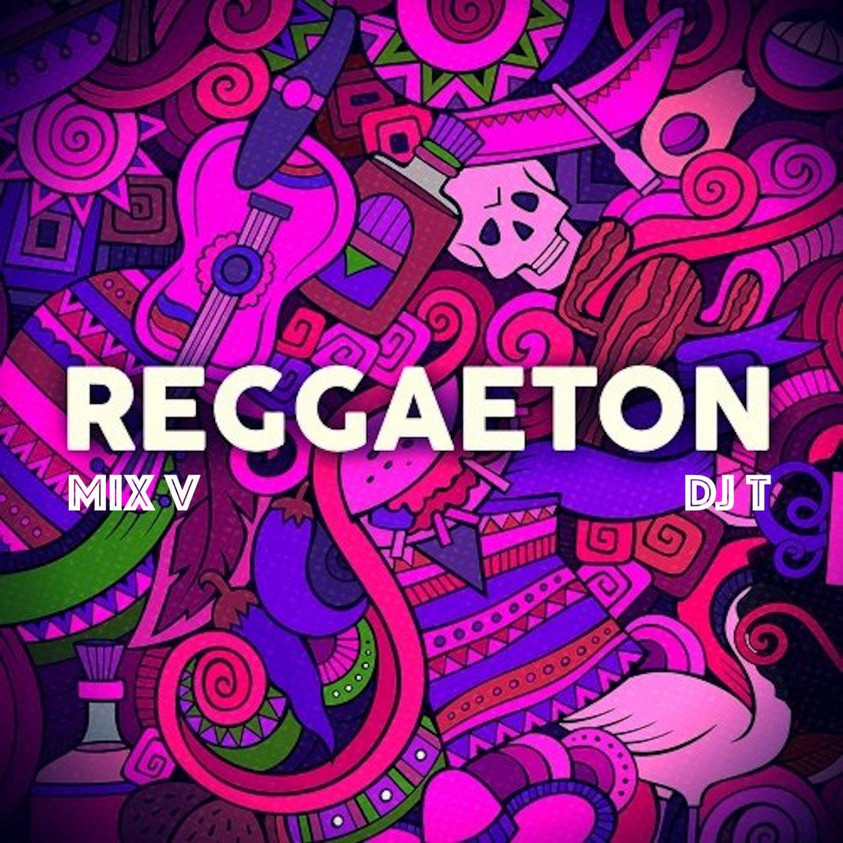 cf88d17733 REGGAETON CLASICO VOLUMEN V   DJ T.A