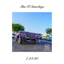 Slim K Saturdays (7/25/20) cover art