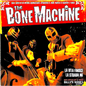 Music | The Bone Machine