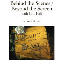 Behind the Scenes / Beyond the Screen: Disney's Beauty and the Beast cover art