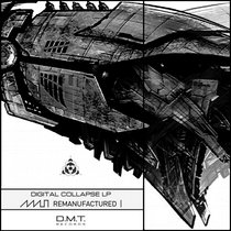 Digital Collapse Lp - Remanufactured cover art
